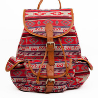 Naturally Native Pocket Backpack $49