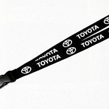 Toyota Lanyard Key Chain Holder