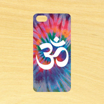 Om Symbol iPhone 4/4S 5/5C 6/6+ and Samsung Galaxy S3/S4/S5 Phone Case
