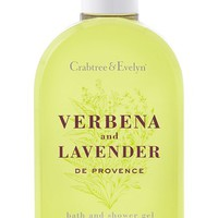 Women's Crabtree & Evelyn 'Verbena & Lavender de Provence' Bath and Shower Gel , 8.5 oz (Nordstrom Exclusive)