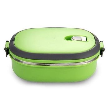 Practical High Quality Insulated Lunch Box Food Storage Container Thermo Thermal