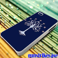 Tree of Gondor and map 4 for iPhone, iPod, Samsung Galaxy, HTC One, Nexus **