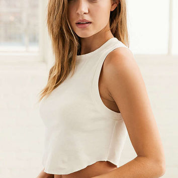 Kimchi Blue Oh Baby Cropped Tank Top | Urban Outfitters