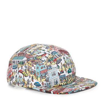 Where's Waldo Five-Panel Hat