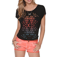 Billabong Contact Me Alba Tee at PacSun.com