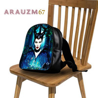 Maleficent Angelina Jolie Backpack with unique design