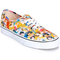 Disney x Vans Authentic Disney Princess Shoes