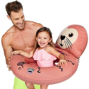 BigMouth Otterly Cute Lil' Baby and Toddler Pool Float
