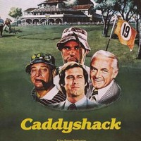 Caddyshack Movie Cast Poster 24x36