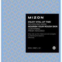 Enjoy Vital-Up Time - Nourishing Mask