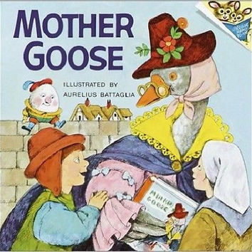 Mother Goose (Pictureback(R)) [Aug 12, 1973]