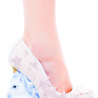 Irregular Choice Eternal Friend Unicorn Heels Pink