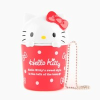 Hello Kitty Petite Case: Mini Dust Bin
