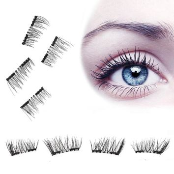 Magnetic Eyelashes - False Eye Accessories