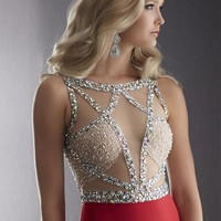 Jasz Couture 5045 at Prom Dress Shop