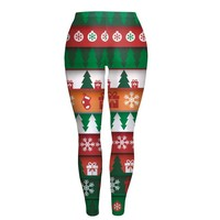 Christmas Printed Leggings