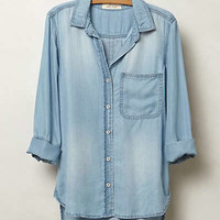 Anthropologie - Amabel Chambray Shirt