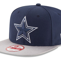 Dallas Cowboys New Era 2016 Official NFL Sideline 9FIFTY Original Fit Cap