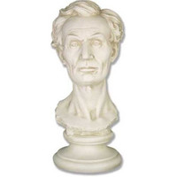 Lincoln Classic American President Bust - 20H - 7636