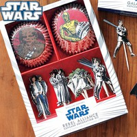 Star Wars™ Cupcake Decorating Kit Rebel Alliance