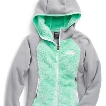 The North Face Girl's 'G Chimboraza' Zip Hoodie,