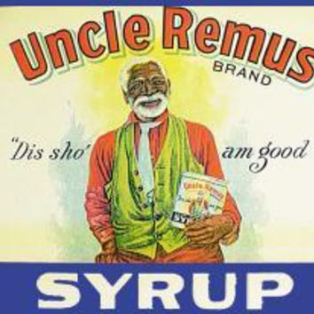 Tin Sign - Uncle Remus Syrup