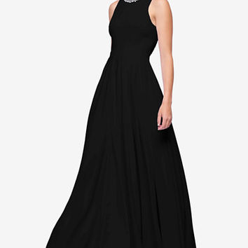 Fame and Partners Pleated Maxi Dress - Dresses - Women - Macy's