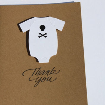 Skull and Crossbones Pirate Baby Shower