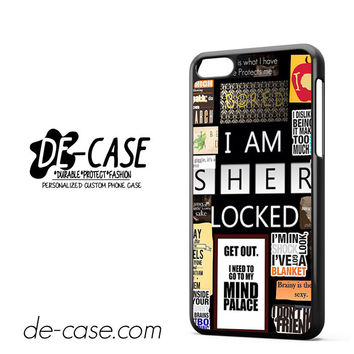 Sherlock Holmes Wallpaper Bbc DEAL-9564 Apple Phonecase Cover For Iphone 5C