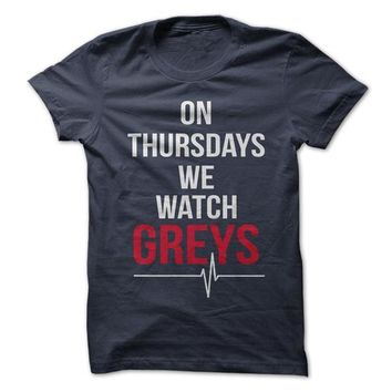 On Thursdays We Watch Grey's - On Sale
