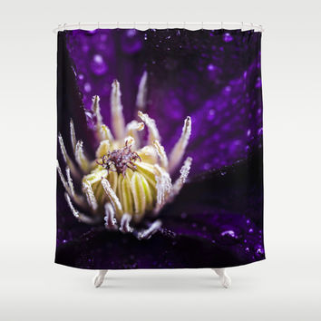 The jellyfish Shower Curtain by HappyMelvin