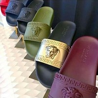 Versace Woman Slipper Shoes