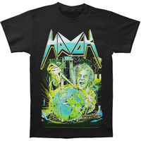 Havok Men's  Unnatural Selection T-shirt Black