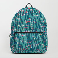 Undercurrent Backpacks by Heather Dutton