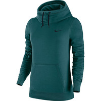 Women's Nike Club French Terry Funnel Neck Hoodie