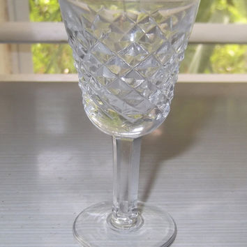 Waterford Crystal Liqueur/Cordial glasses