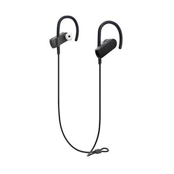 Audio Technica SonicSport Bluetooth Earphones Black