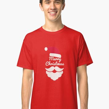 'Christmas Merry Christmas' Classic T-Shirt by axelmichel