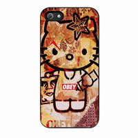 Obey Hello Kitty iPhone 5 Case