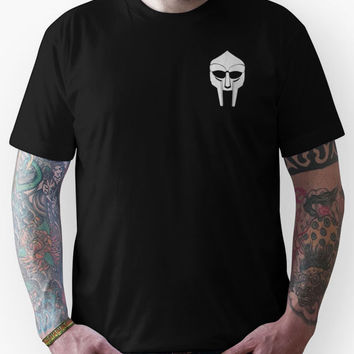 MF doom shirt madvillainy shirt mask Unisex T-Shirt