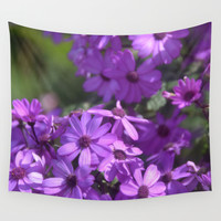 A Beautiful Day Wall Tapestry by Lisa Argyropoulos