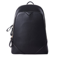 DUKE COLLECTION PU LEATHER BACKPACK