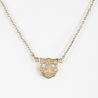 Tiger Eyes Necklace  - Urban Outfitters