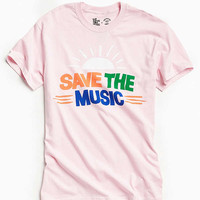 UO + VH1 Save The Music Foundation Tee | Urban Outfitters