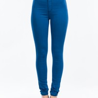 Do Me A Solid High-Waisted Jeggings