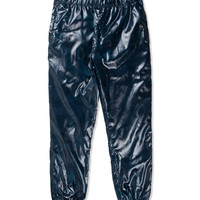 Navy General Windbreaker Pant