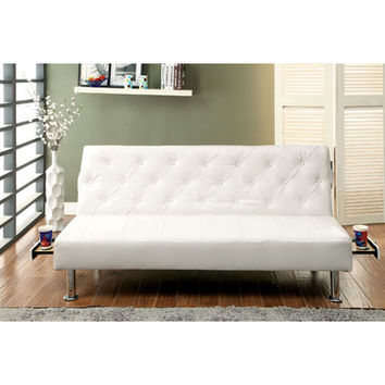 Hokku Designs Paxton Convertible Sofa & Reviews | Wayfair