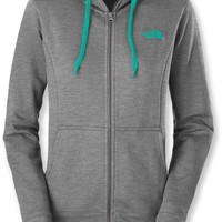 The North Face Logo Stretch Full-Zip Hoodie - Women's