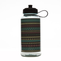 Tribal Print Water Bottle Multi One Size For Women 23928195701
