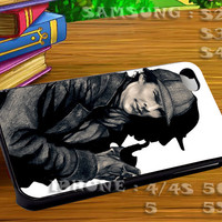 Sherlock Art Styles Vntage For iphone 4 iphone 5 samsung galaxy s4 / s3 / s2 Case Or Cover Phone.